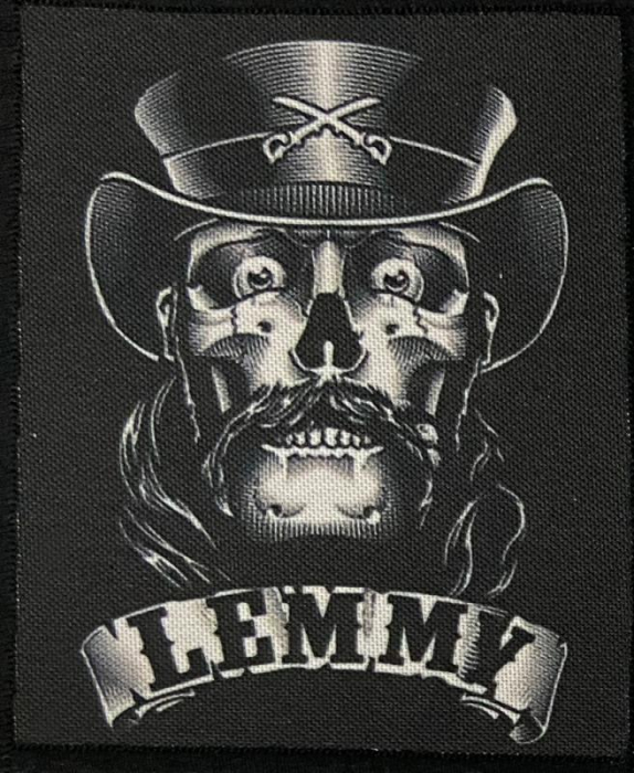 Patch Lemmy - Portrait 0