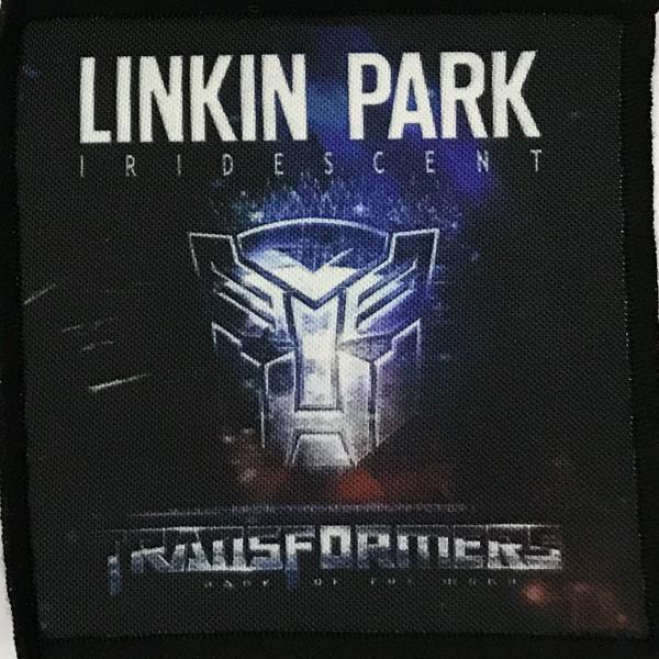 Patch Linkin Park Transformers 0
