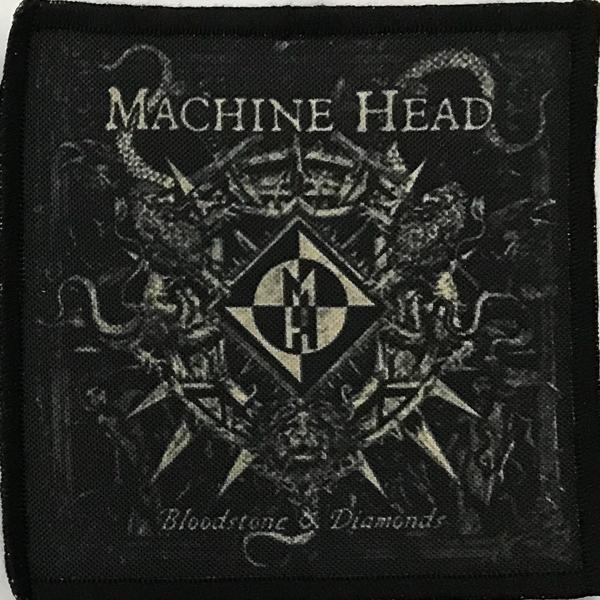 Patch Machine Head Bloodstone & Diamonds 0