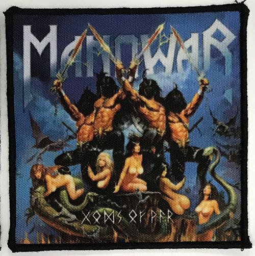Patch Manowar - Gods of War [0]