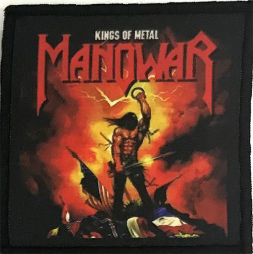 Patch Manowar - Kings Of Metal 0