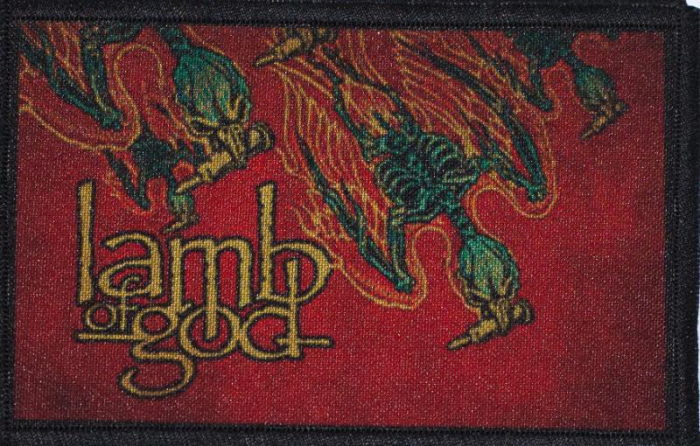 Patch mare Lamb Of God P408 [0]