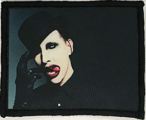 Patch Marilyn Manson - Face 2 0