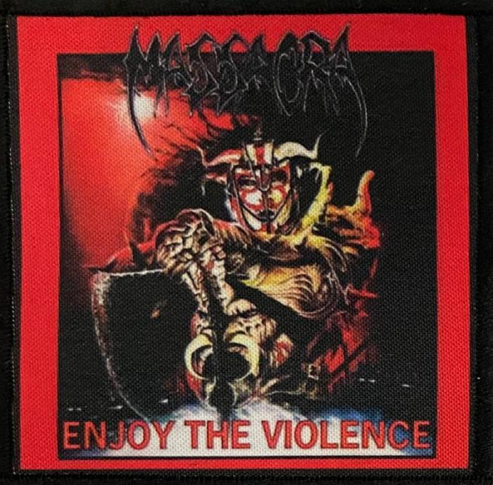 Patch Massacra - Enjoy The Violence 0