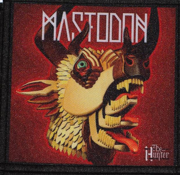 Patch Mastodon The Hunter 0
