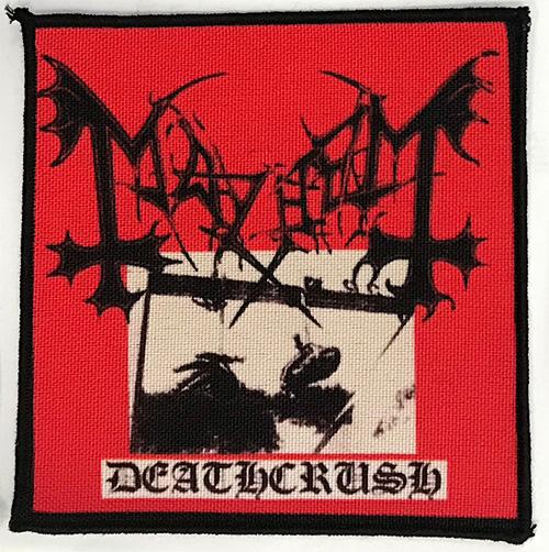 Patch Mayhem - Death Crush 0