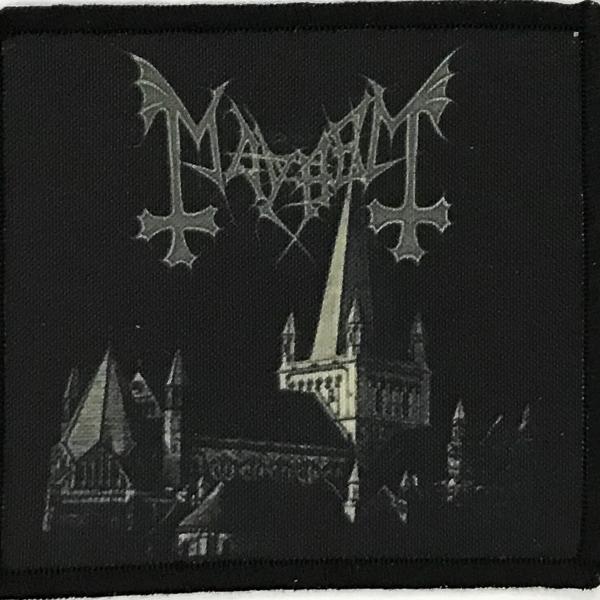 Patch Mayhem P476 0