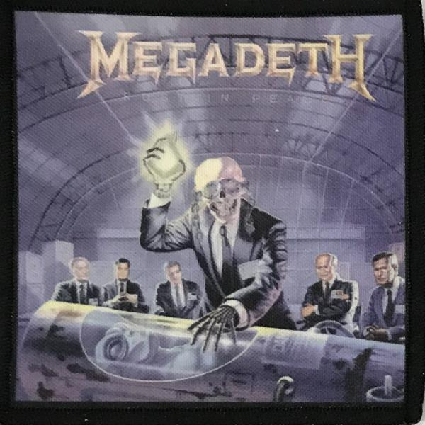 Patch Megadeth Rust in Peace 2 [0]