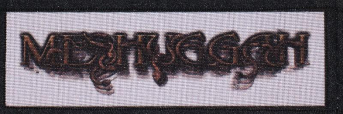 Patch Meshuggah P416 0