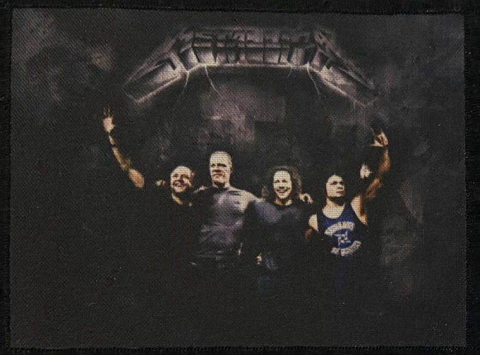 Patch Metallica - Band 0