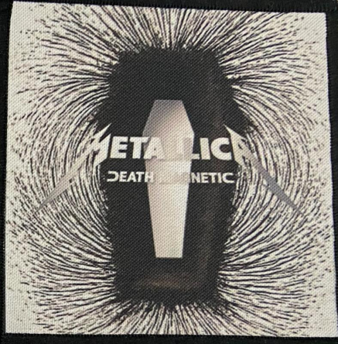 Patch Metallica - Death Magnetic 0