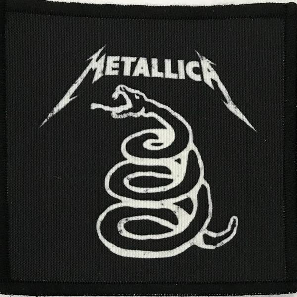 Patch Metallica Snake 0