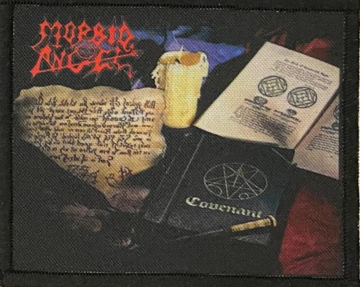 Patch Morbid Angel - Covenant 0