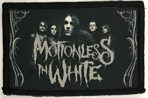Patch Motionless In White - Logo 0