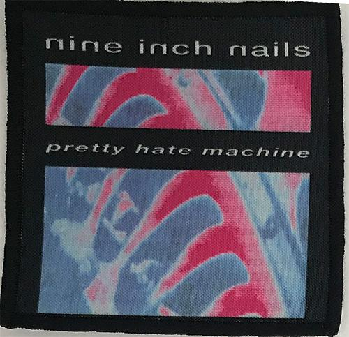 Patch Nine Inch Nails - Pretty Hate Machine 0