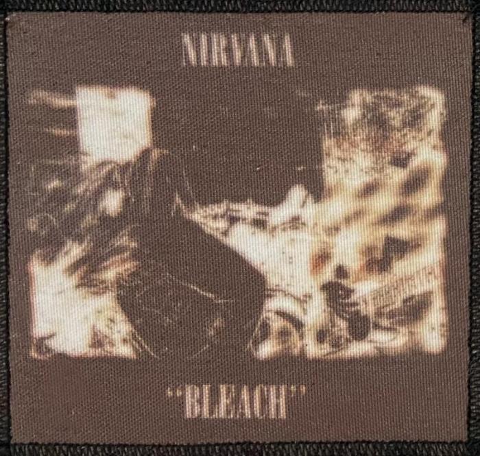 "Patch Nirvana - \Bleach\"""" 0"