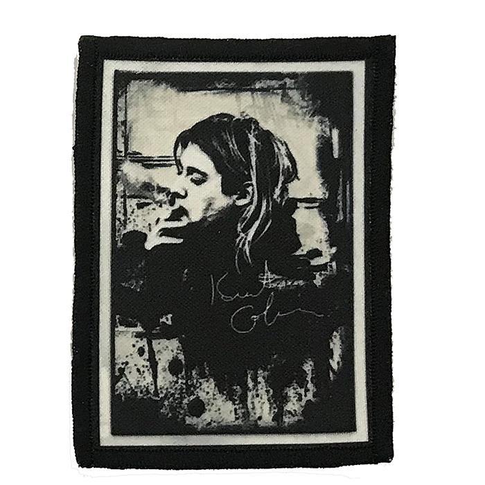 Patch Nirvana - Kurt Smoking 0