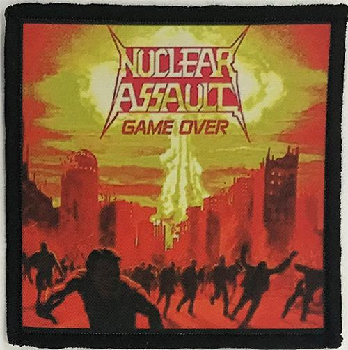 Patch Nuclear Assault - Game Over 0