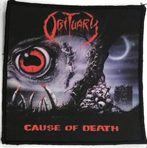 Patch Obituary - Cause of death 0