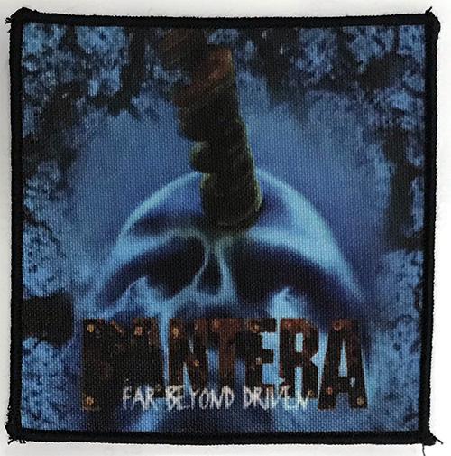 Patch Pantera - Far Beyond Driven 0