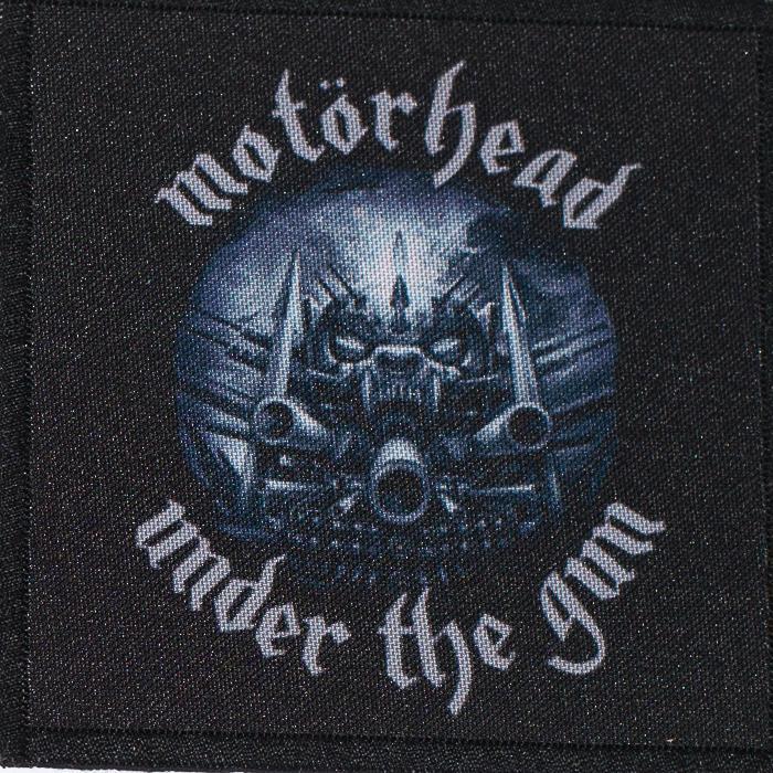Patch Motorhead - Under the gun P424 [0]