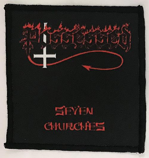 Patch Possessed - Seven Churches [0]