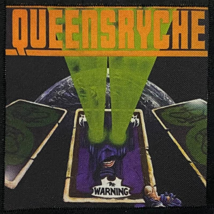 Patch Queensryche - The Warning 0