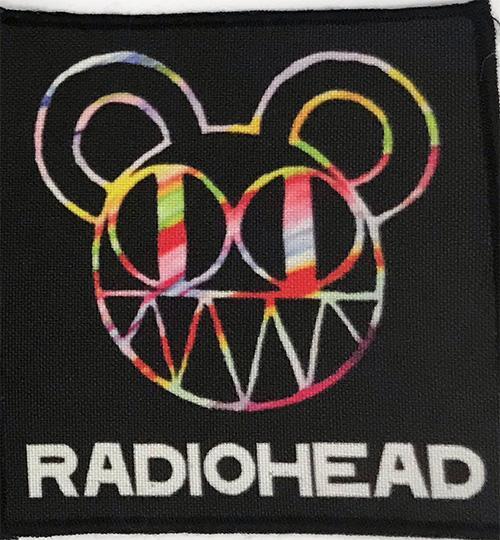 Patch Radiohead - Logo 0