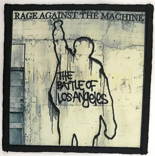 Patch Rage Against The Machine - The Battle Of Los Angeles 0