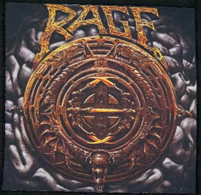 Patch Rage - Vault 0