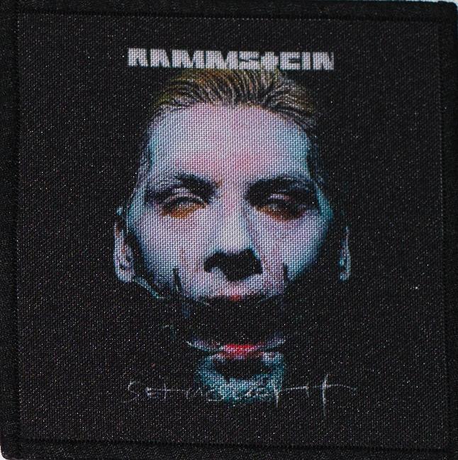 Patch Rammstein - Sehnsucht 0