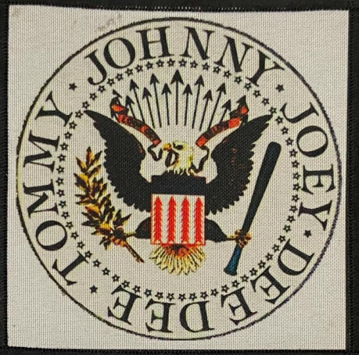 Patch Ramones - Eagle 0