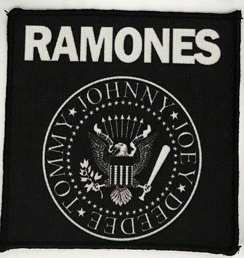 Patch Ramones - Logo 0