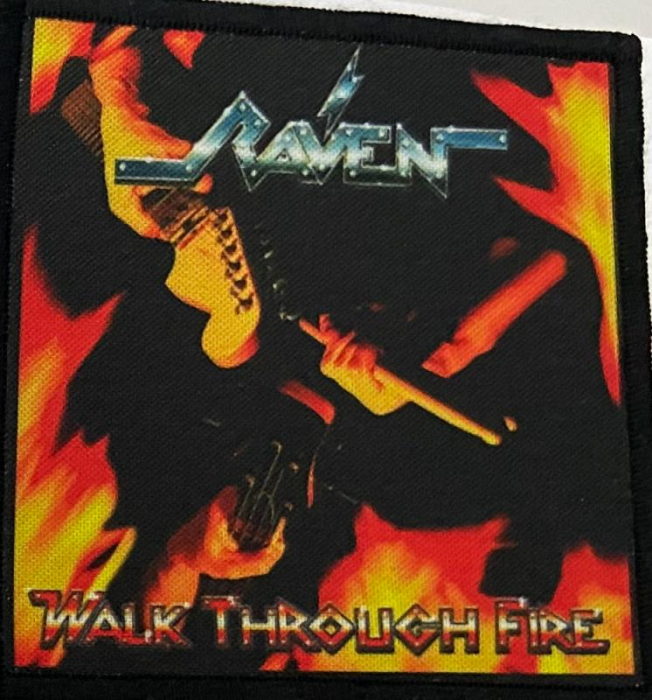 Patch Raven - Walk Through Fire 0