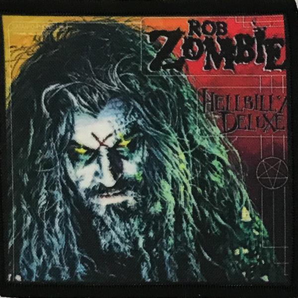 Patch Rob Zombie Hellbilly Deluxe 0