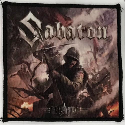 Patch Sabaton - The Last Stand [0]