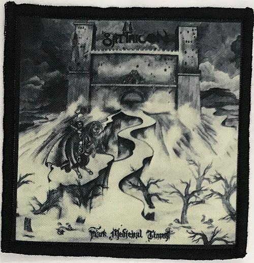 Patch Satyricon - Dark Medieval Times 0