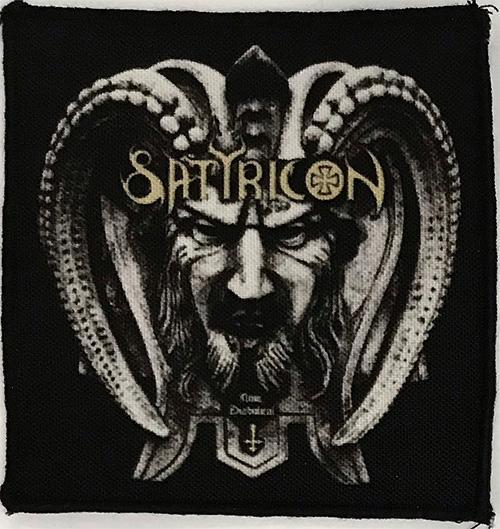 Patch Satyricon - Now, Diabolical 0