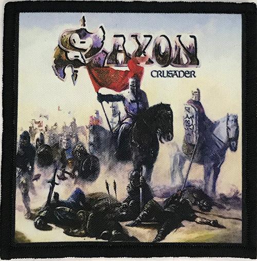 Patch Saxon - Crusader 0