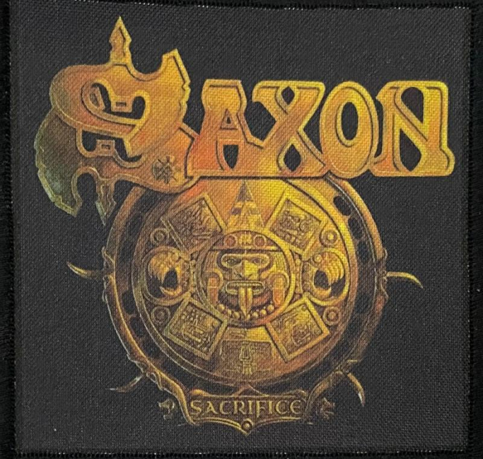 Patch Saxon - Sacrifice [0]