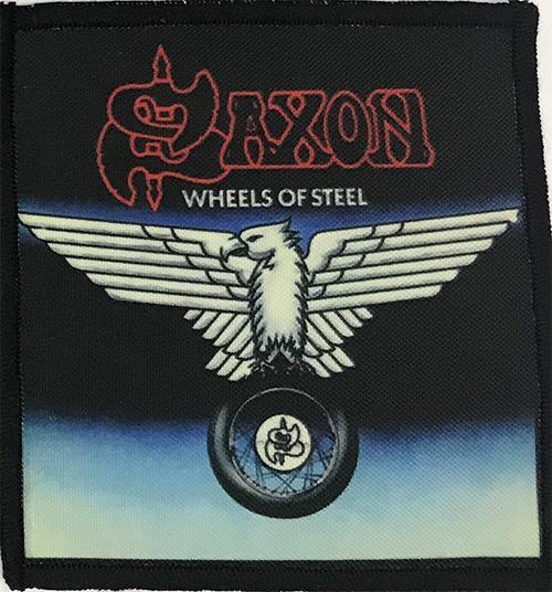 Patch Saxon - Wheels Of Steel 2 0