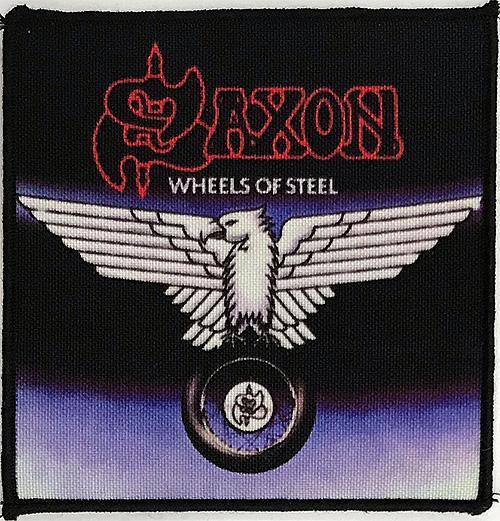 Patch Saxon - Wheels Of Steel [0]