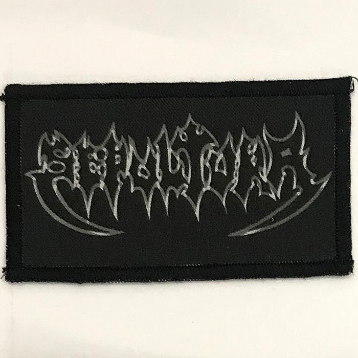 Patch Sepultura - Old Logo white [0]