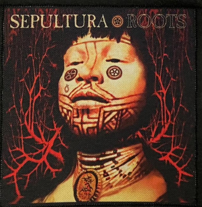 Patch Sepultura - Roots 0