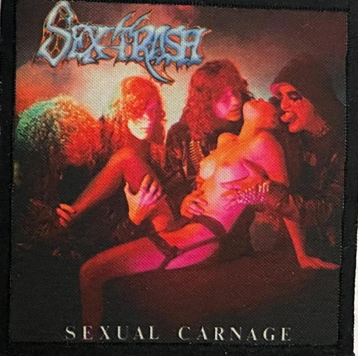 Patch SexTrash - Sexual Carnage 0