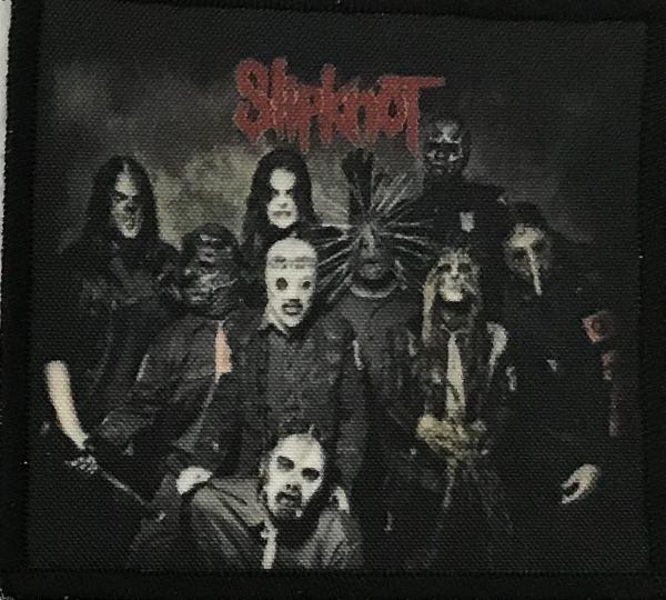 Patch Slipknot - Band P515 [0]
