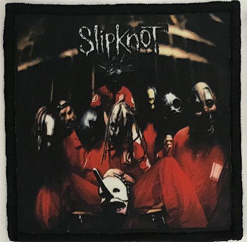 Patch Slipknot - Red Masks [0]