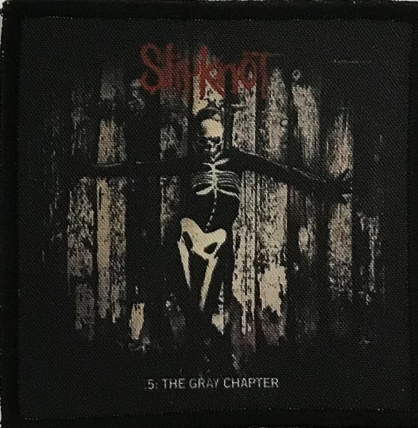 Patch Slipknot - The Gray Chapter 0