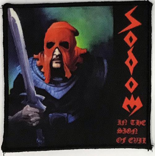 Patch Sodom - In the Sign of Evil 0