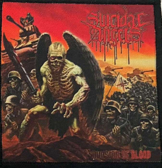 Patch Suicidal Angels - Division of Blood 0